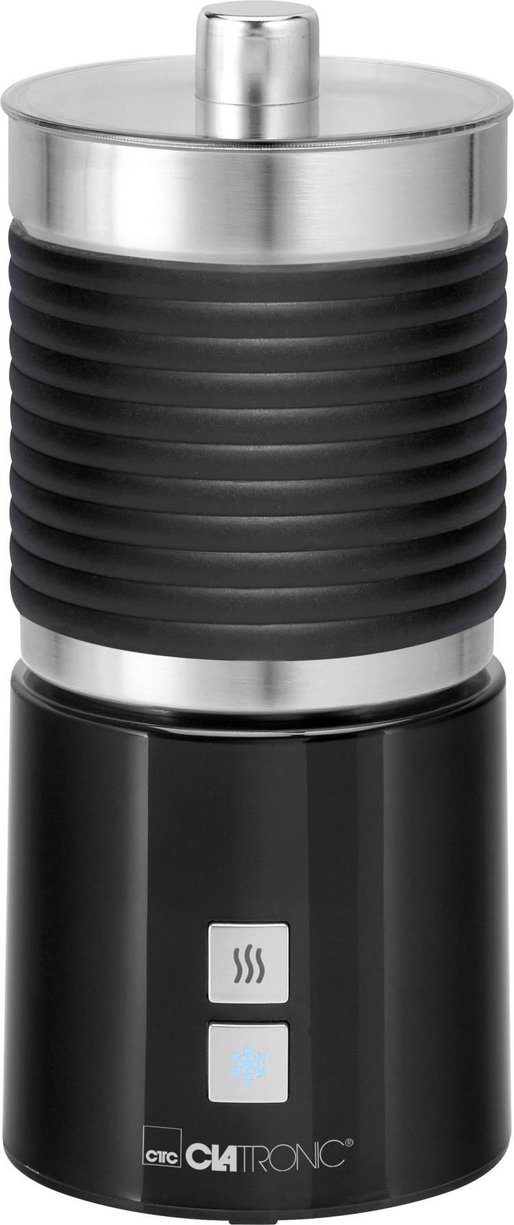 Image of Clatronic MS 3654 Melkopschuimer 650 W 700 ml Zwart