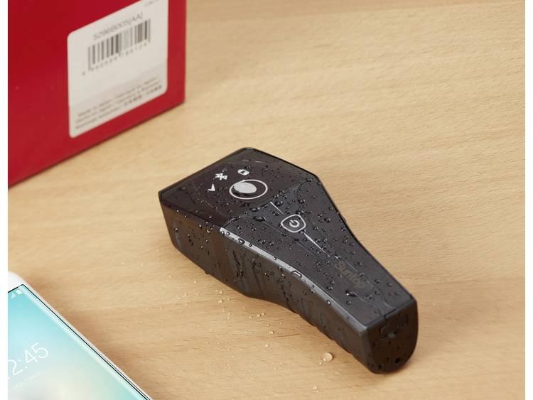 Suntop BT-10RTW Barcodescanner LED Zwart Handmatig Bluetooth