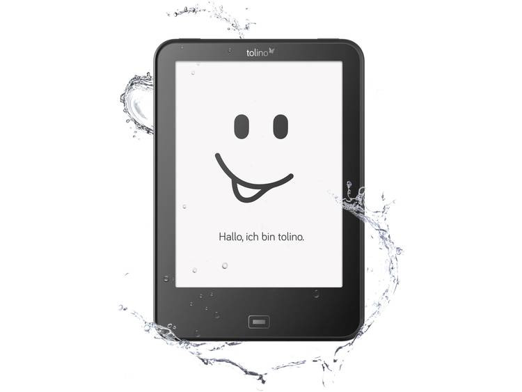 Tolino Vision 4 HD eBook-reader 6 inch (15.2 cm) Zwart