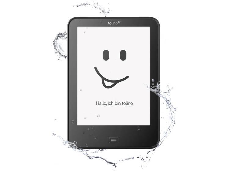Tolino Vision 4 HD eBook-reader 15.2 cm (6 inch) Zwart