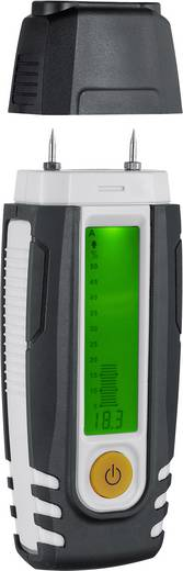 Laserliner DampFinder Compact Materiaalvochtigheidsmeter Meetbereik bouwvochtigheid 0 tot 38.1 %Vol. Meetbereik houtvoch