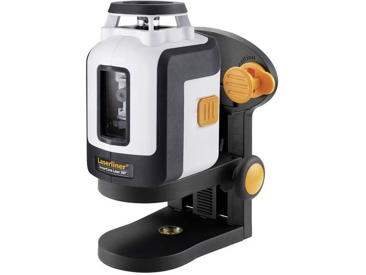 Laserliner SmartLine-Laser 360° Kruislijnlaser Zelfnivellerend Reikwijdte (max.): 30 m kopen