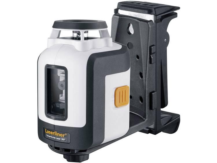 Laserliner SmartLine-Laser 360° Plus Set Kruislijnlaser Zelfnivellerend Reikwijdte (max.): 30 m kopen
