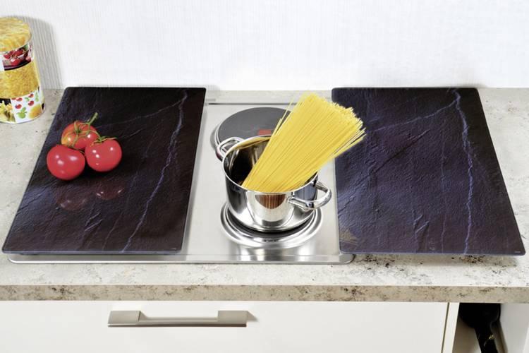 Image of Kesper Multi-glassnijplaat leisteen