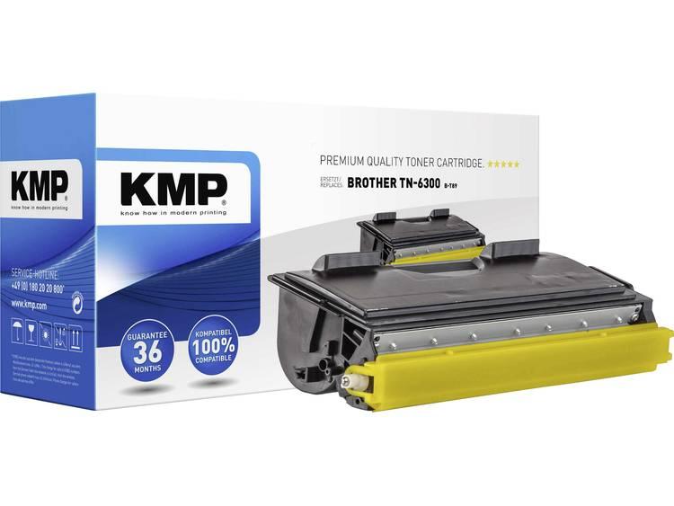 KMP Tonercassette vervangt Brother TN 6300 TN6300 Compatibel Zwart 3000 bladzij