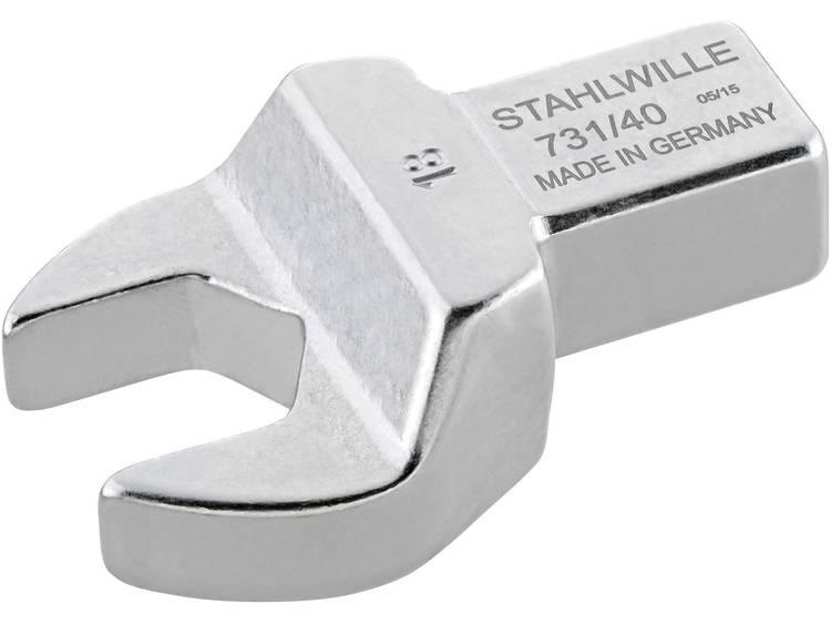Stahlwille 58214018 Steek insteekgereedschap 18 mm voor 14x18 mm