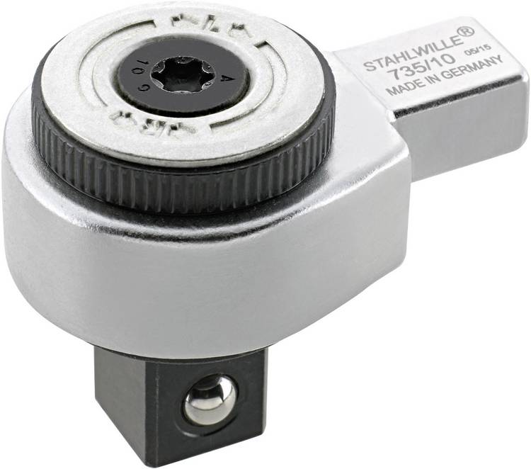 Image of Stahlwille 735/10 58250010 Insteekratel 1/2 (12.5 mm)