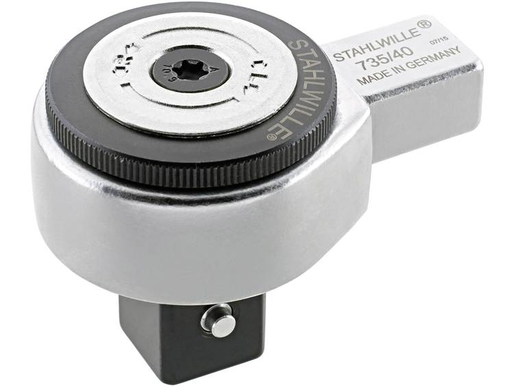Stahlwille 735 20 58250020 Insteekratel 1 2 (12.5 mm)