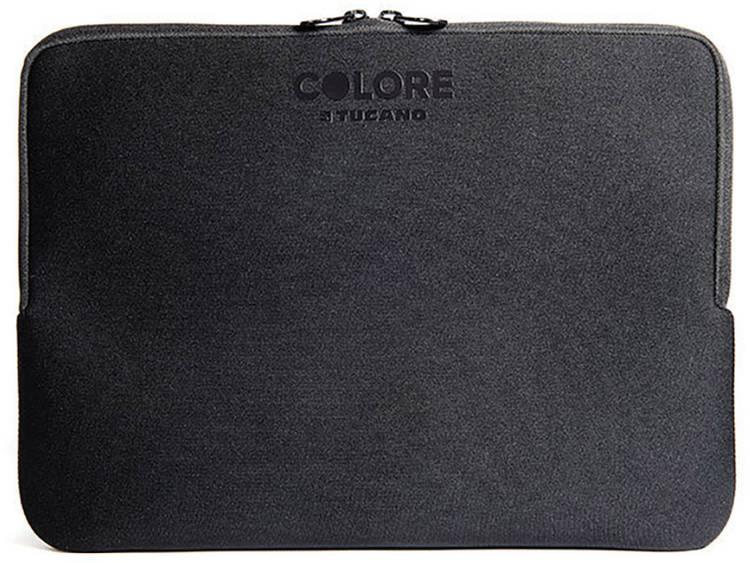 Tucano Colore Laptophoes Geschikt voor maximaal (inch): 31,8 cm (12,5) Zwart