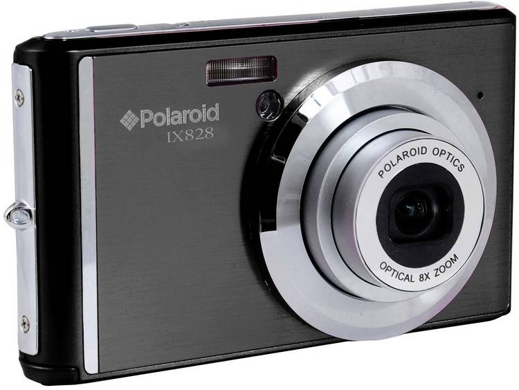 Polaroid IX-828N Digitale camera 20 Mpix Zoom optisch: 8 x Zwart kopen