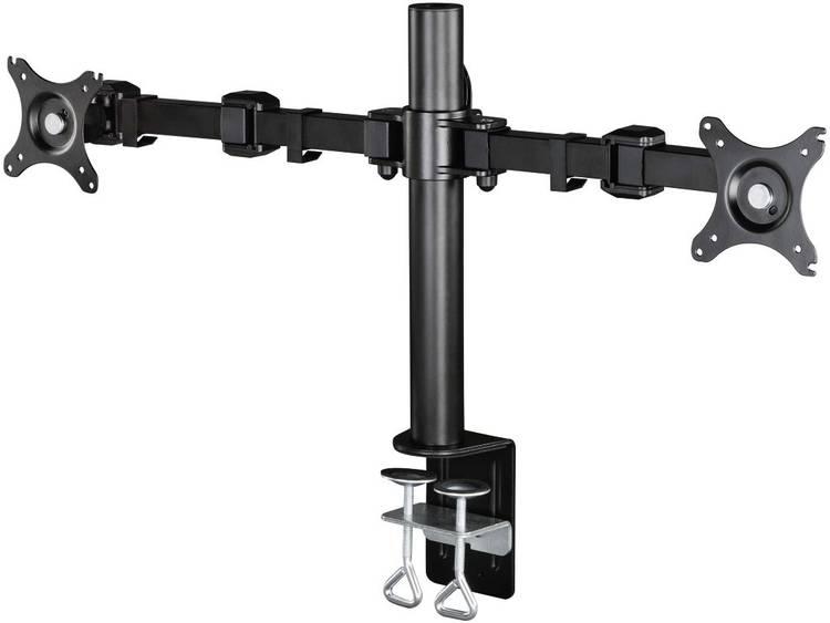 Monitor-tafelbeugel Hama Fullmotion 25,4 cm (10) - 66,0 cm (26) Kantelbaar en zwenkbaar 2-voudig