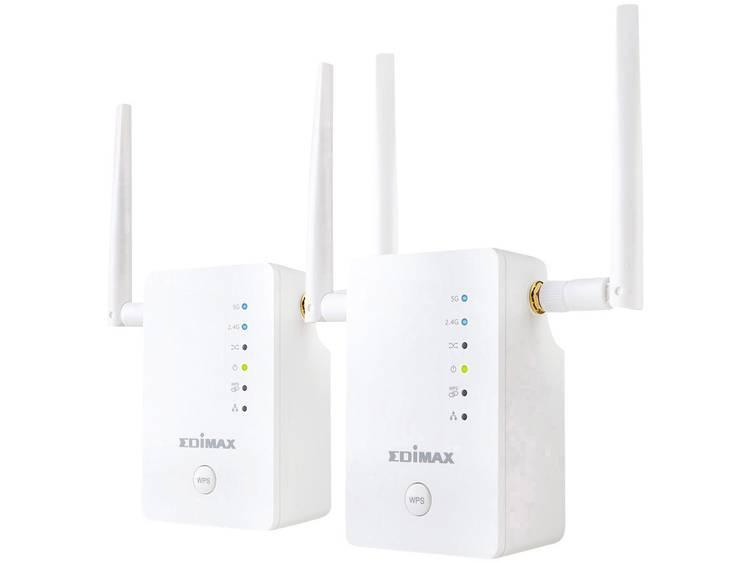 EDIMAX Gemini RE11 WiFi roaming kit 1.2 Gbit s 2.4 GHz 5 GHz