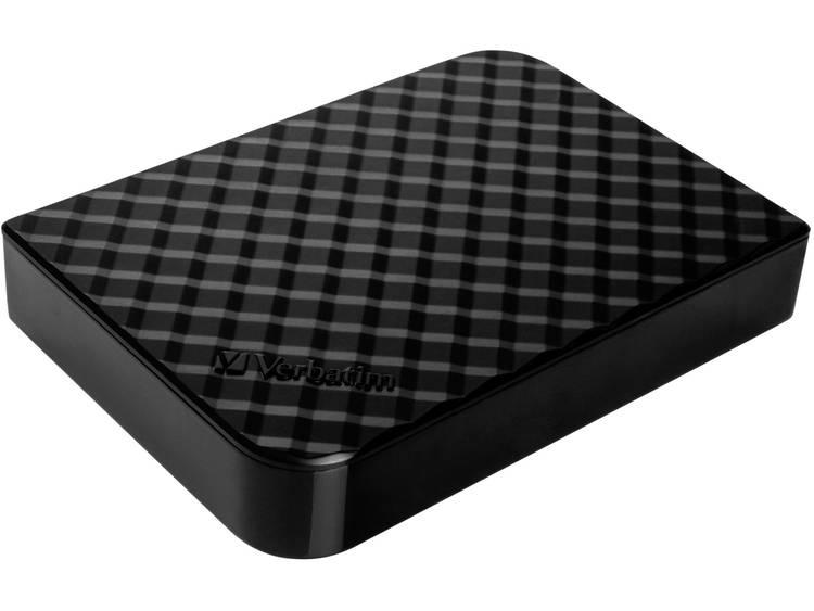 Verbatim Store n Save GEN2 Externe harde schijf (3.5 inch) 8 TB Zwart USB 3.0