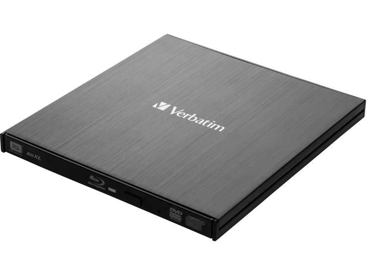 Verbatim Verbatim Mobile Blue-ray ReWriter USB 3.0 (43890)