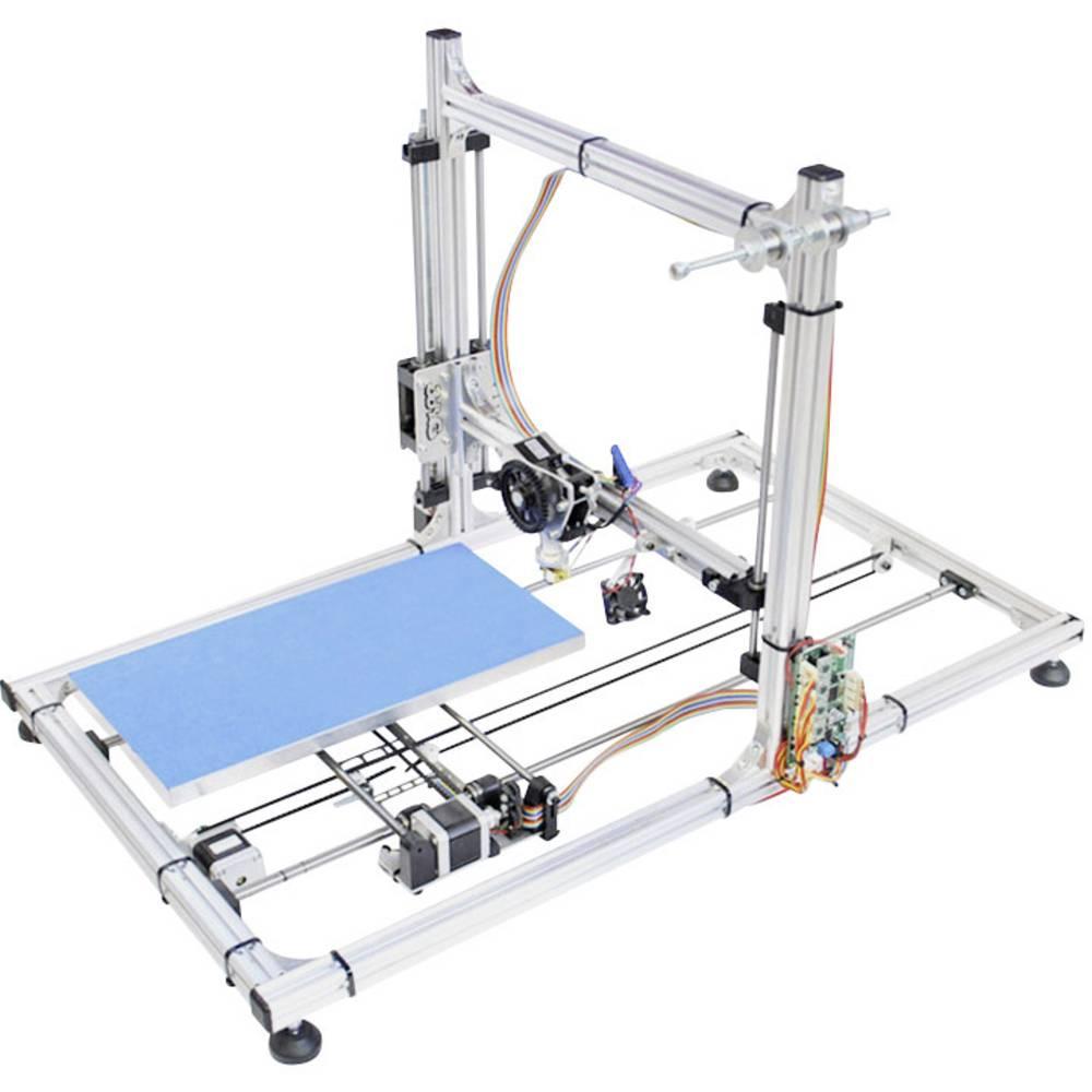 Velleman Utskriftsbädd Passar till 3D-skrivare: velleman K8200