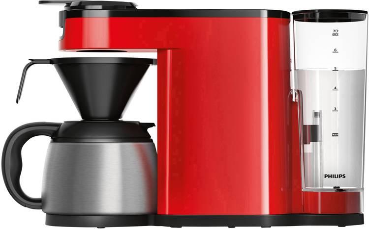 Image of SENSEO New Switch HD6592/80 Koffiepadmachine Rood met filterkoffie-functie