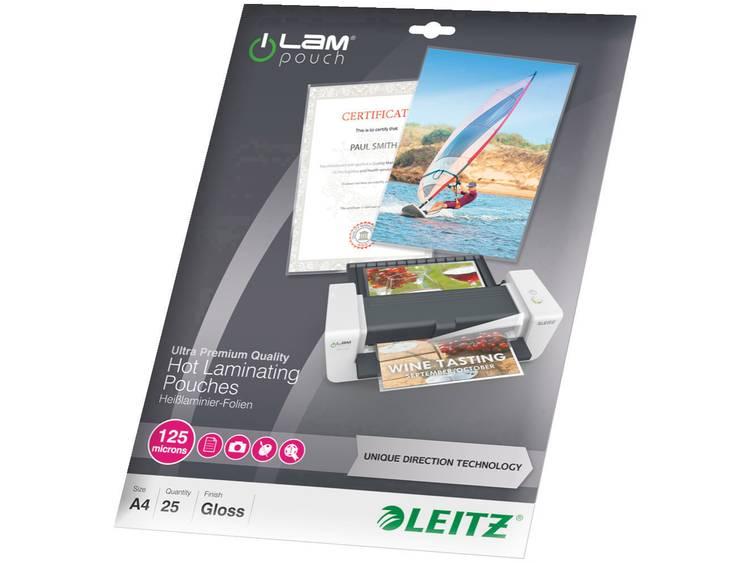 Lamineerfolie Leitz DIN A4 125 micron glanzend 25 stuks