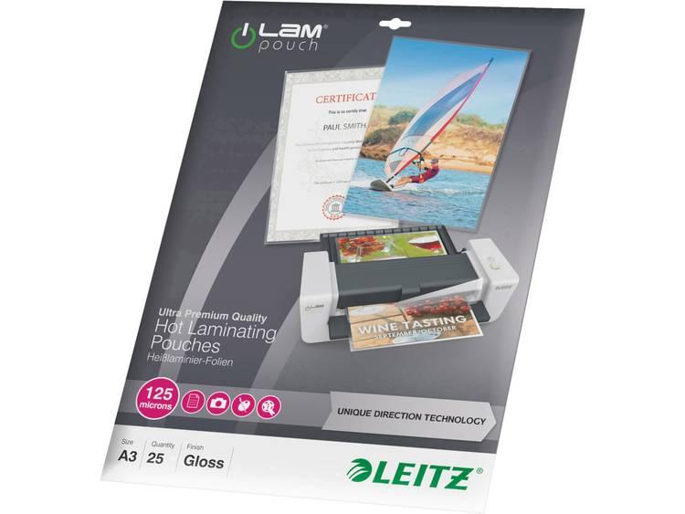 Lamineerfolie Leitz DIN A3 125 micron glanzend 25 stuks