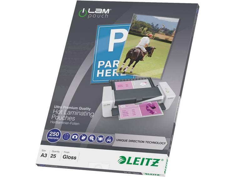 Lamineerfolie Leitz DIN A3 250 micron glanzend 25 stuks