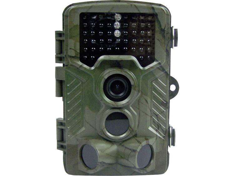 Berger & Schröter FullHD Wildcamera 16 Mpix Black LEDs Bruin kopen