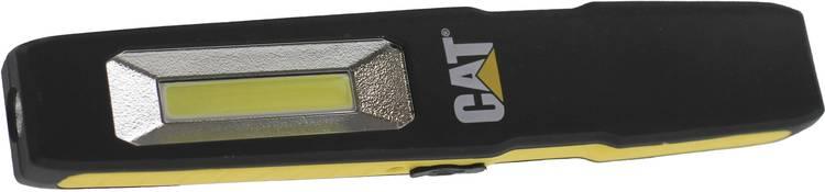 Image of CAT CT1205 LED Werklamp werkt op een accu