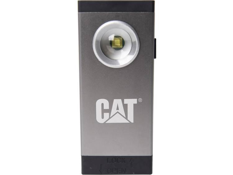 LED Platte werklamp werkt op batterijen CAT CT5110 Pocket Spot 250 lm