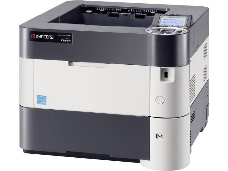 Kyocera ECOSYS P3060dn Laserprinter A4 60 p/min 1200 x 1200 dpi LAN, Duplex