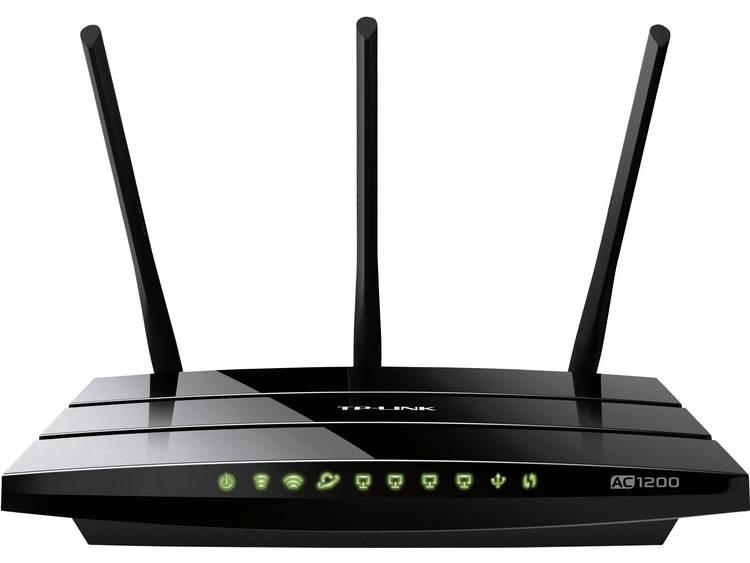 WiFi router TP-LINK Archer C1200 2.4 GHz, 5 GHz 1.2 Gbit/s