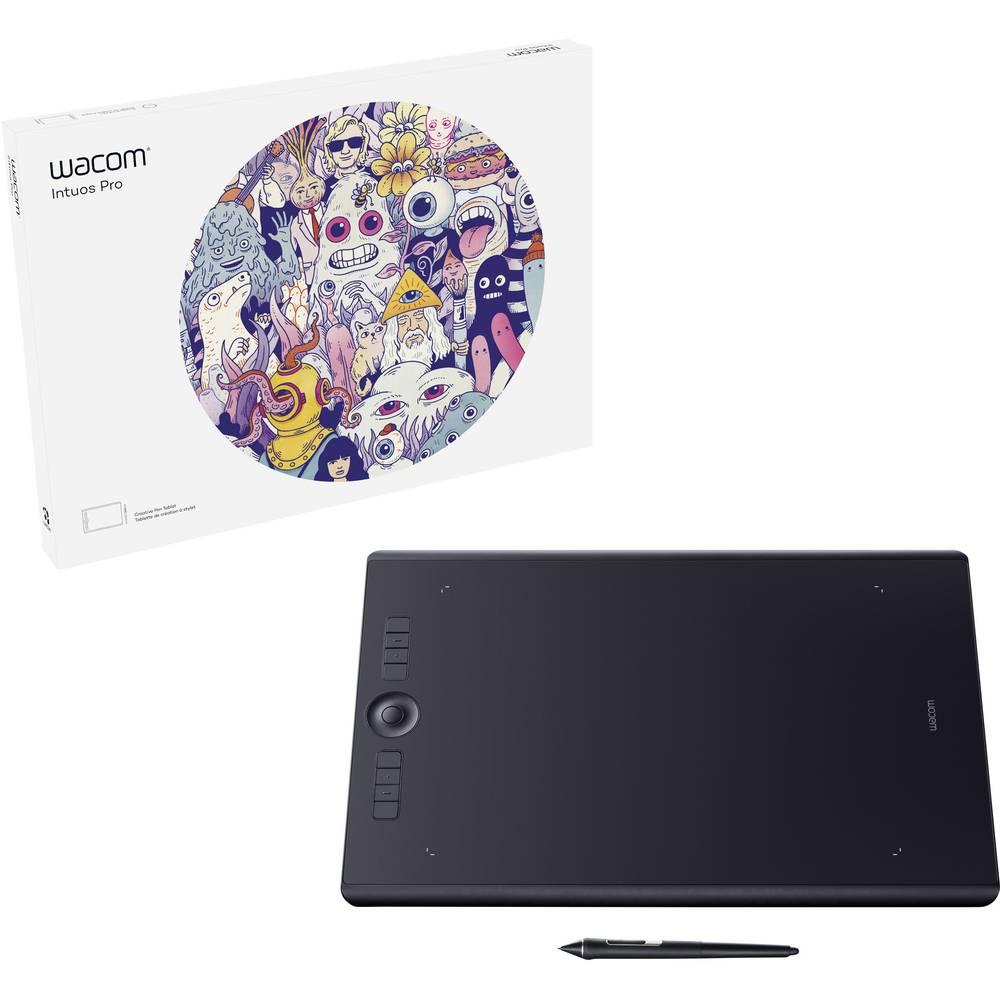 Wacom Intuos Pro L Bluetooth Kreativpennfack Svart