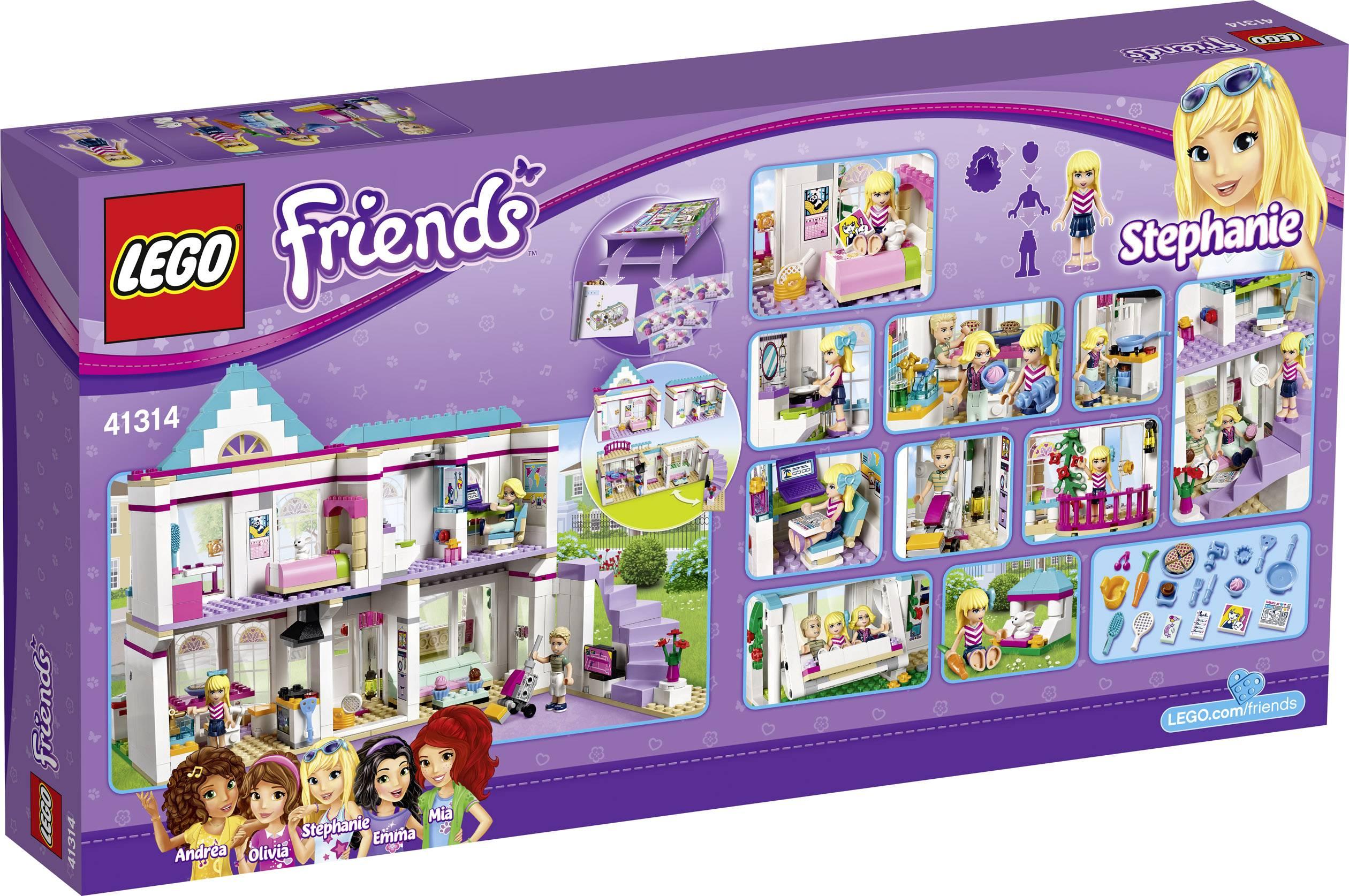 Lego friends stephanie s huis conrad