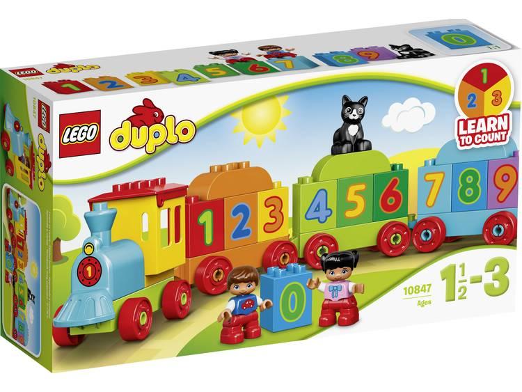 Getallentrein Lego Duplo (10847)