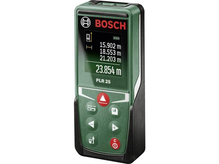Bosch Home and Garden PLR 25 Laserafstandsmeter Meetbereik (max.) 25 m kopen