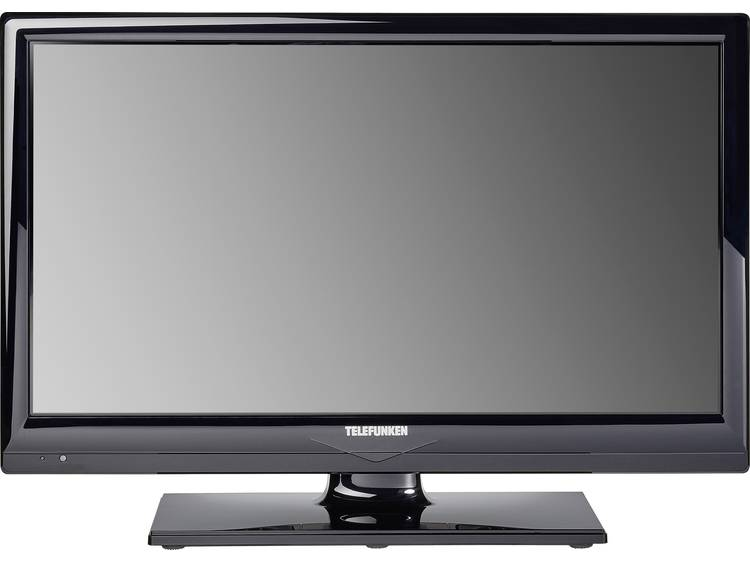 Telefunken B20H342A LED-TV 51 cm 20 inch Energielabel A+ DVB-T2, DVB-C, DVB-S, HD ready, DVD-speler Zwart