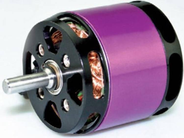 Image of Brushless elektromotor voor vliegtuigen A50-16 S V4 Hacker kV (rpm/volt): 365 Aantal windingen (turns): 16