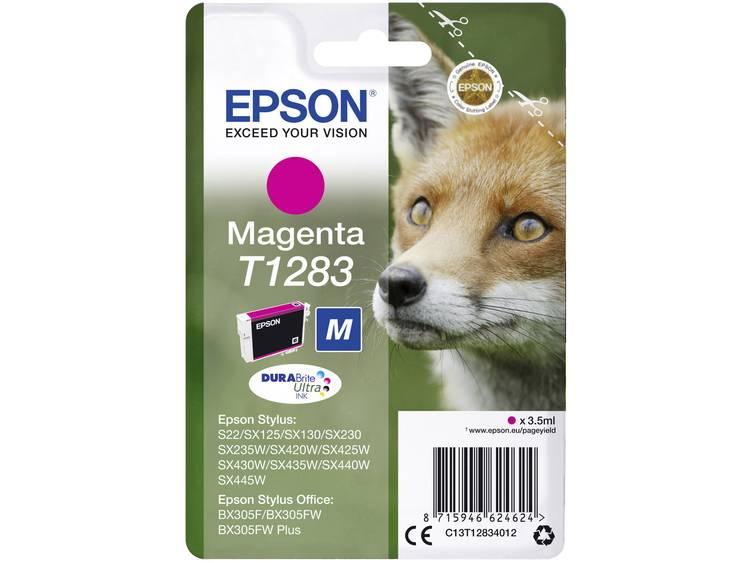 Epson Inkt T1283 Origineel Magenta C13T12834012