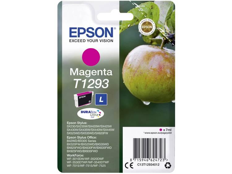 Epson Inkt T1293 Origineel Magenta C13T12934012