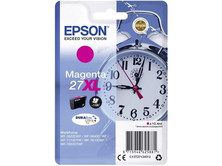 Epson Inkt T2713, 27XL Origineel Magenta C13T27134012