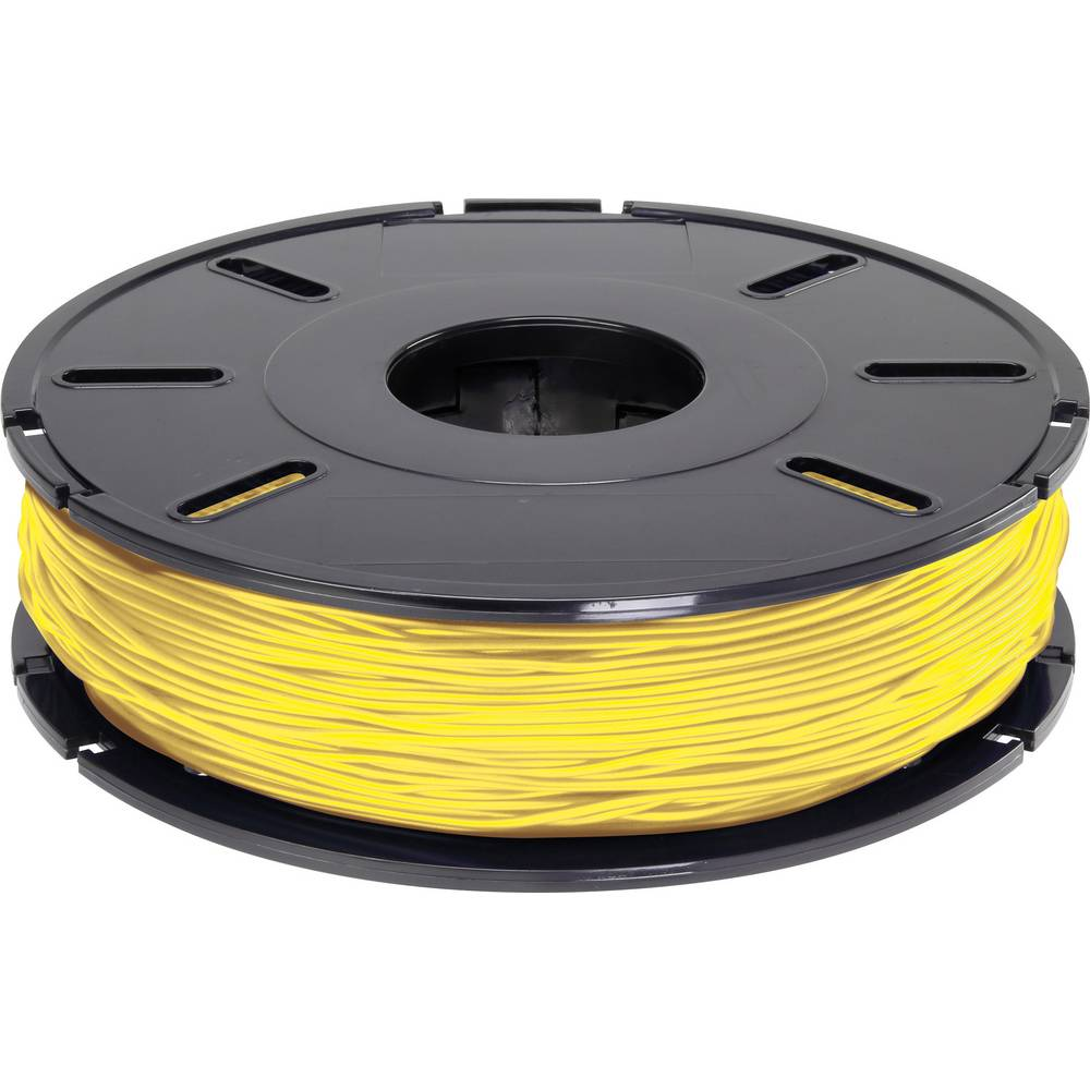 3D-skrivare Filament Renkforce PLA-plast 2.85 mm Orange, Gul 500 g