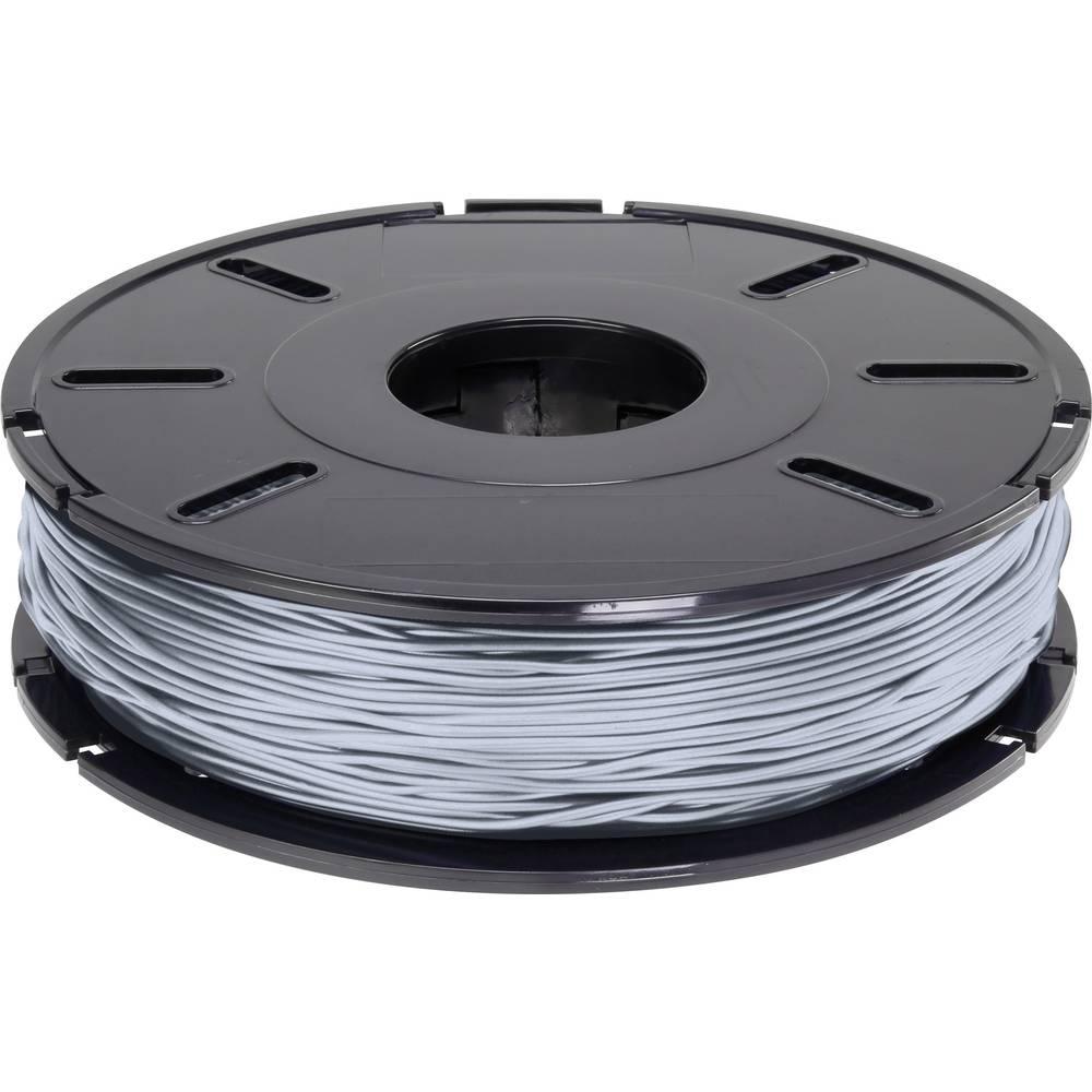 3D-skrivare Filament Renkforce PLA Compound 2.85 mm Aluminium 500 g