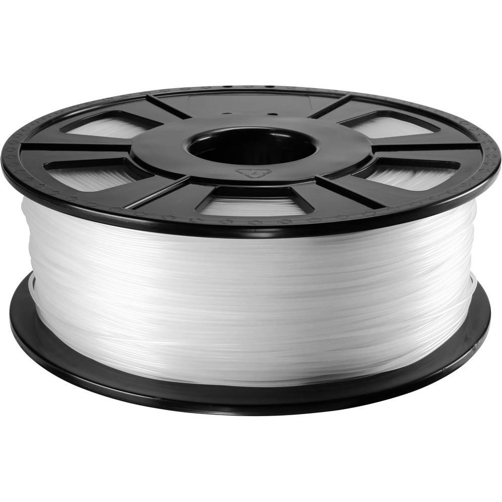 3D-skrivare Filament Renkforce PETG 2.85 mm Vit 1 kg