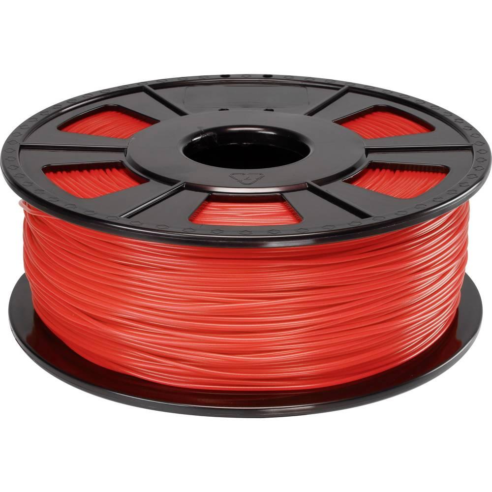 Renkforce RF-4511196 3D-skrivare Filament PLA-plast 1.75 mm 1000 g Röd 1 st