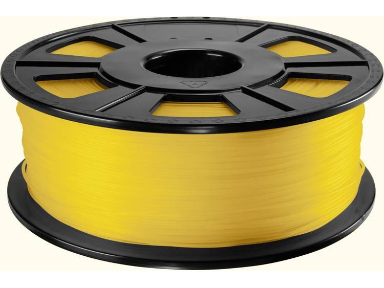 Filament Renkforce PETG 2.85 mm Geel 1 kg
