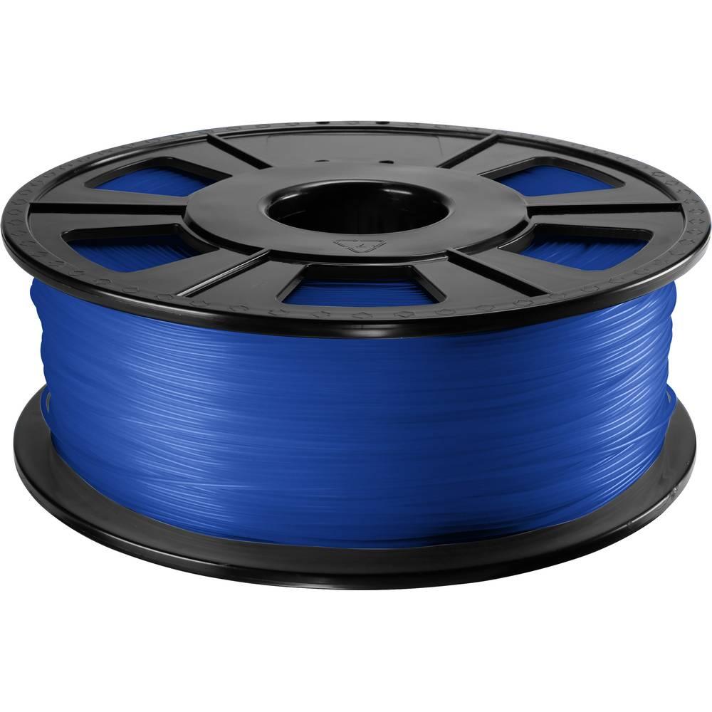 3D-skrivare Filament Renkforce PETG 2.85 mm Blå 1 kg
