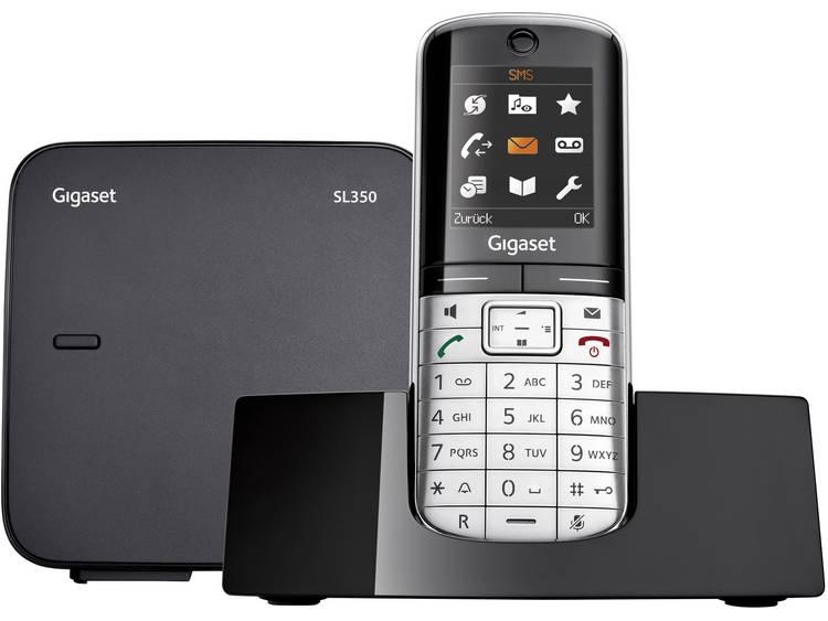 Gigaset SL350 DECT telefoon met Babyfoon, Handsfree, Headsetaansluiting functie