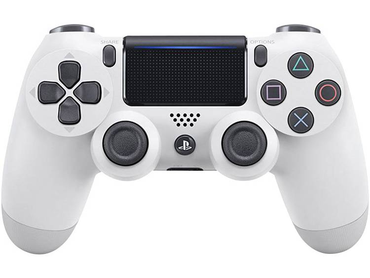 Sony Dual Shock 4 Controller V2 (White)