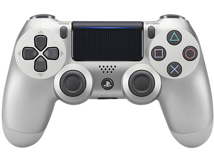 Sony Dualshock 4 V2 Gamepad PlayStation 4 Zilver