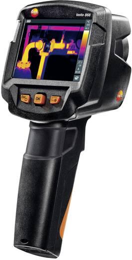 Warmtebeeldcamera testo 868 -30 tot +650 °C 160 x 120 pix 9 Hz