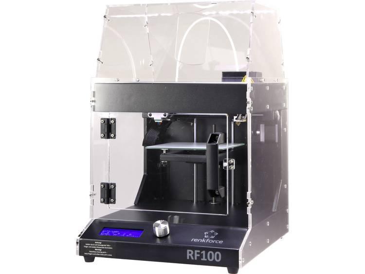 Behuizing Geschikt voor Renkforce RF100 v2 Renkforce RF100
