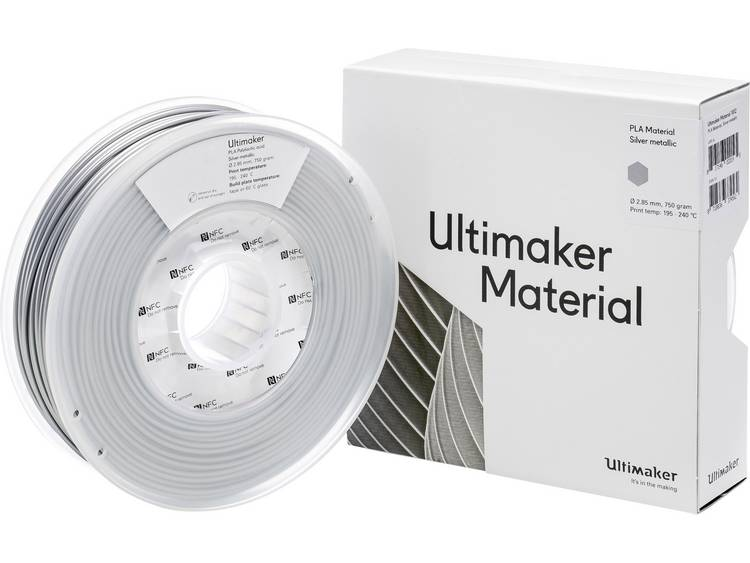 Ultimaker PLA Argent 2.85mm