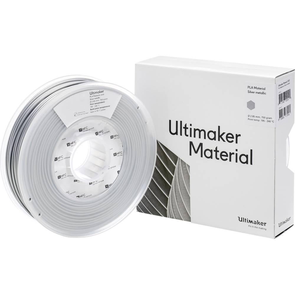 Ultimaker PLA Argent 2.85mm